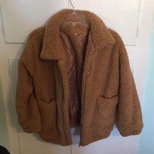 Jackets & Blazers - Teddy bear coat